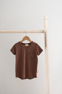 Basic Slouchy Tee - Earth