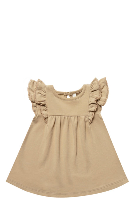 Flutter Dress-Honey