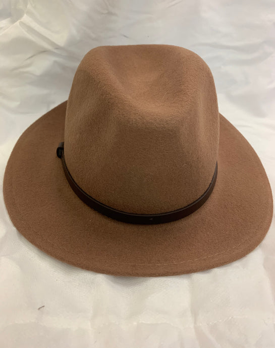 Fini. Fedora-Brown