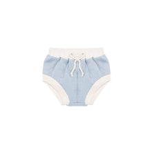 Load image into Gallery viewer, Jogger Shorts-Vintage Blue