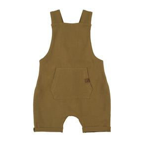 Summer Overalls-Curry