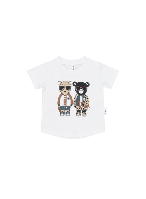 Leopard Friends Tee