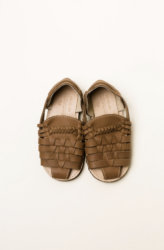 Nikko Sandal- Brown