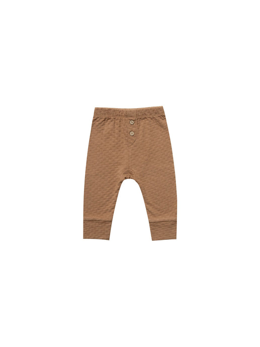 Pointelle Pajama Pant-Copper