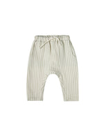 Striped Hawthrone Trouser | Sage-Ivory