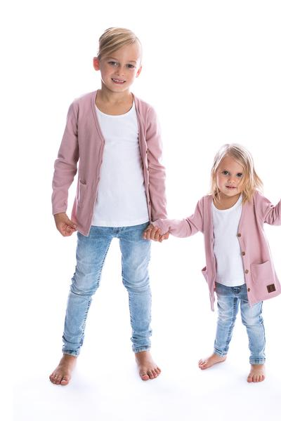 Rose Signature Cardigan - Kids