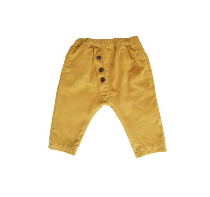 Theo Trousers-Mustard