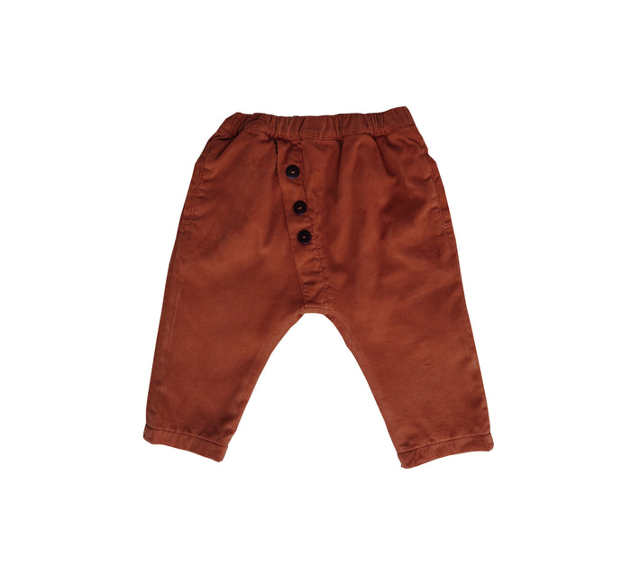 Theo Trousers-Rust