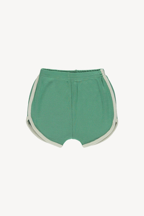 Track Shorts-Schoolhouse Green
