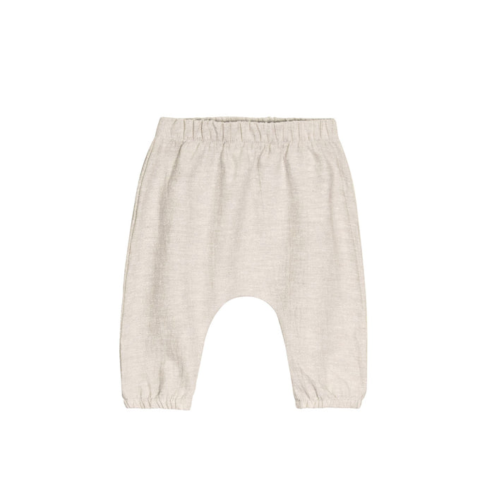 Woven Baby Pant-Wheat