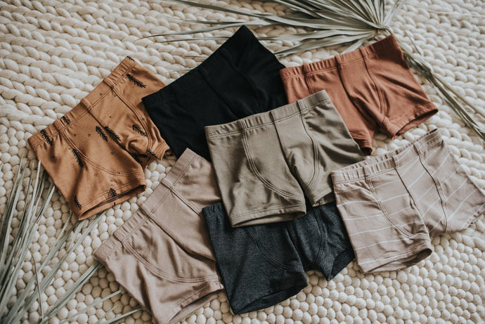 Boxer Briefs - Taupe