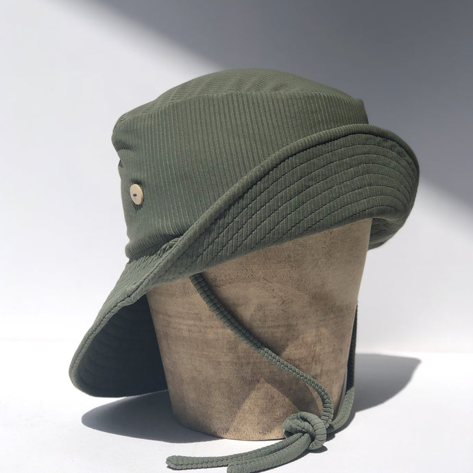 Fini Swil Sailor-Olive Swim Hat