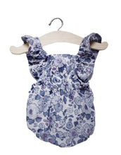 Load image into Gallery viewer, Doll Romper-Liberty Floral