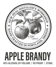 Load image into Gallery viewer, Distiller's Workshop Apple Brandy