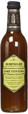 BG Reynolds Syrup - Lime Cordial 375ml