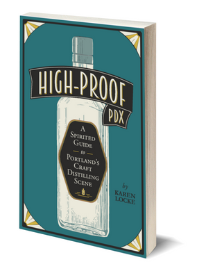 High Proof PDX Book