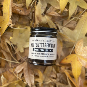 "NEW! New Deal Hot ""Buttered"" Rum Drink Mix"