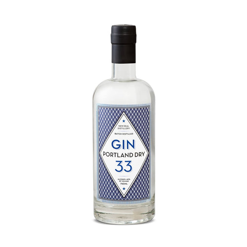 New Deal Portland Dry Gin 33