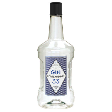 New Deal Portland Dry Gin 33 – 1.75L