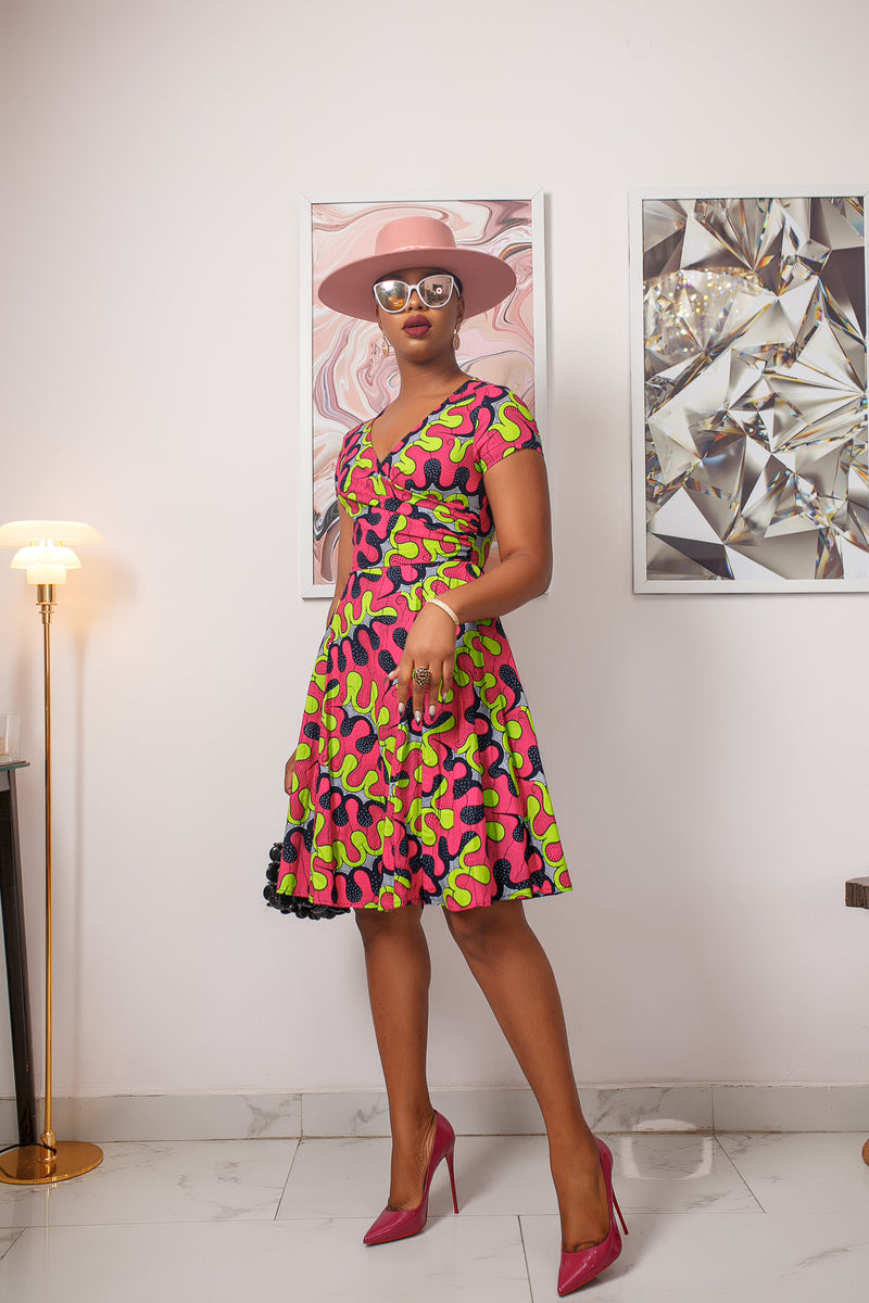 LOLADE DRESS