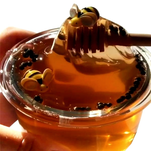 RAW Honey *NEW* - oddly satisfying slime