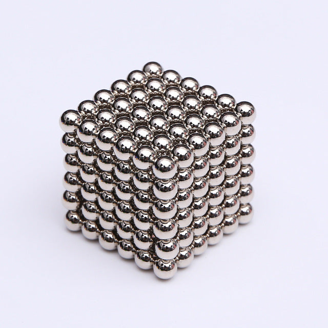 Neo Cube *216 Magnetic Balls* - oddly satisfying slime