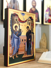Annunciation of the Theotokos (Scene) - Athonite
