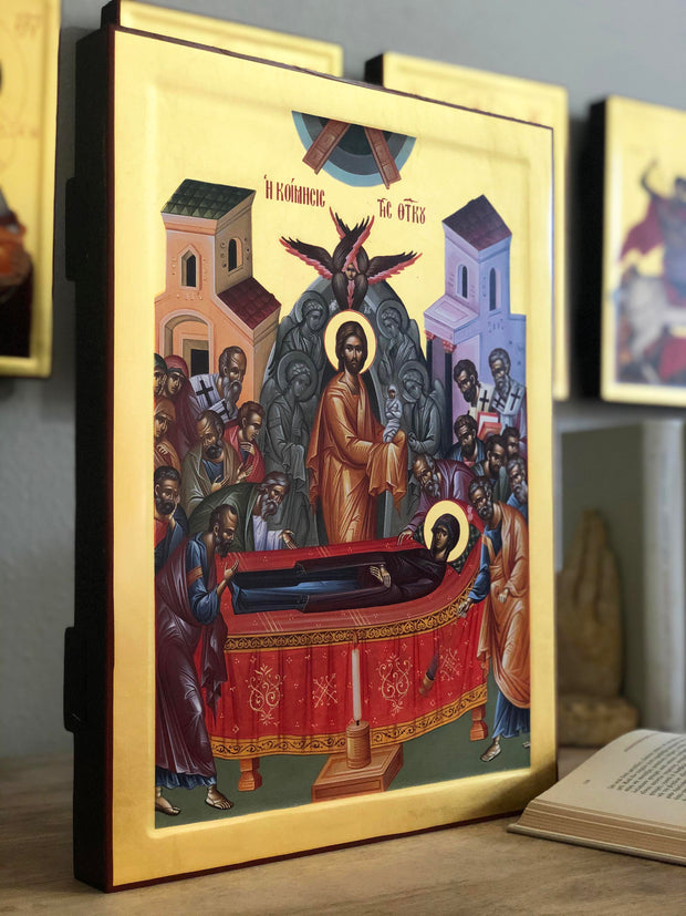 Dormition of the Theotokos - Athonite