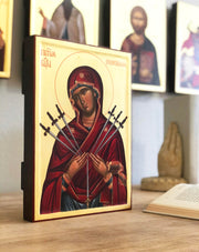 Holy Virgin Mary of Seven Swords - Athonite
