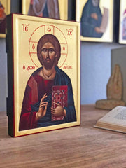 Jesus Christ the Lifegiver - Athonite