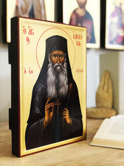 Saint Iakovos Tsalikis of Evia - Athonite