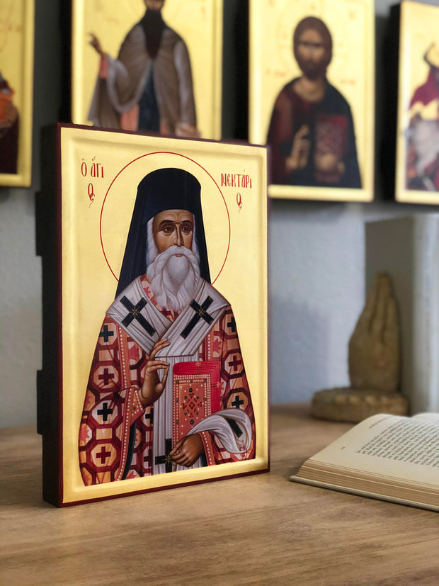 Saint Nektarios - Athonite