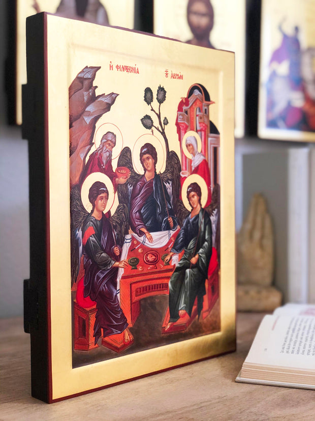 The Hospitality of Abraham - Athonite