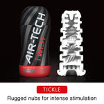 AIR-TECH TWIST masturbator - Tenga