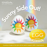 Pride Shiny (Strong) - Tenga Hard Boiled Egg