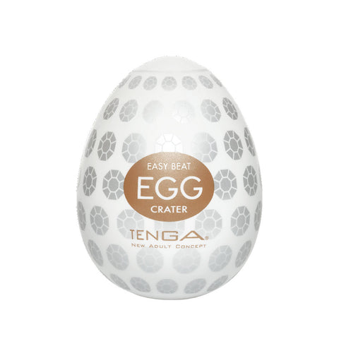 Crater (Strong) - Tenga Hard Boiled Egg