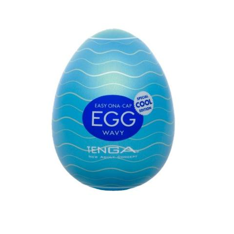 The Cool Edition Tenga Egg
