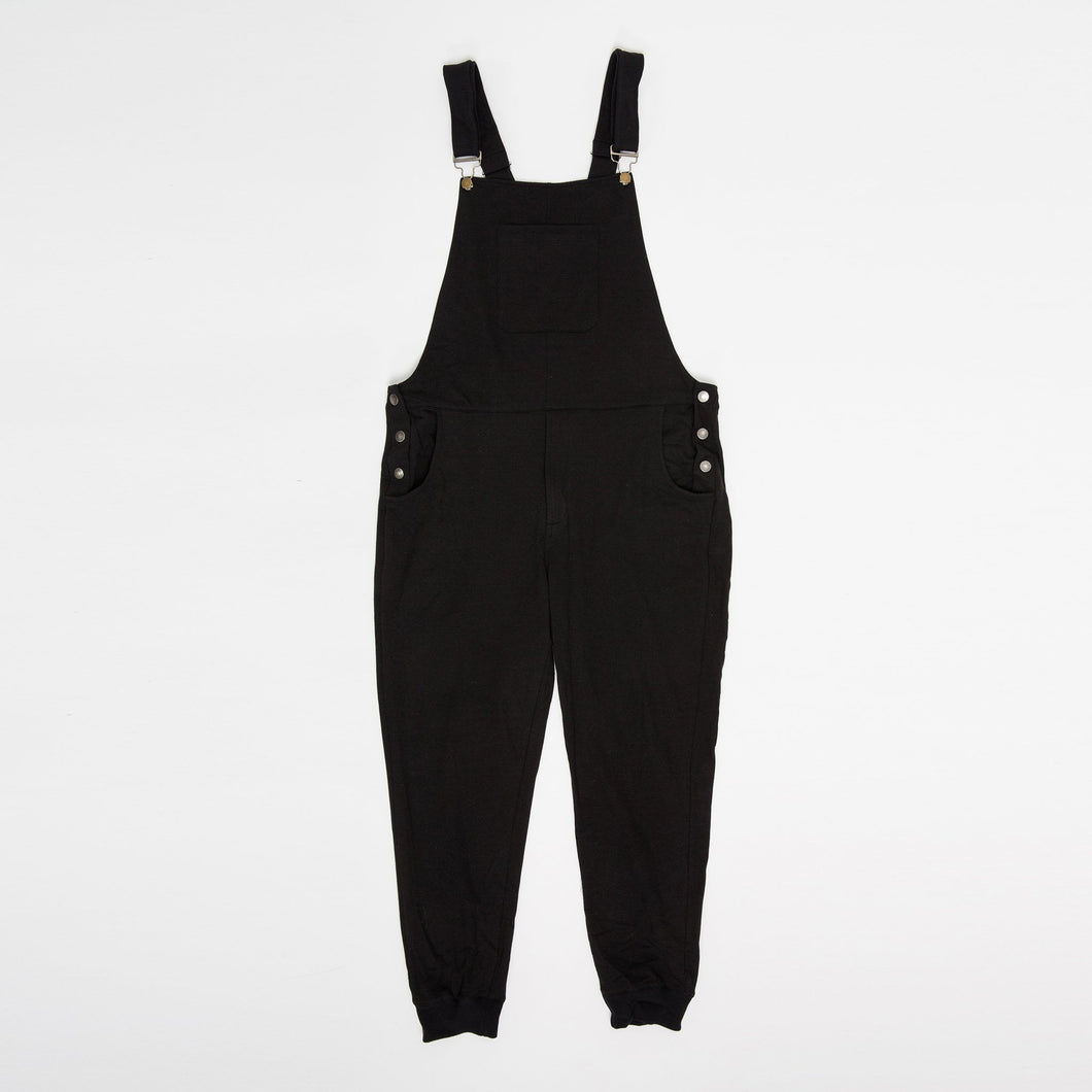 Men's Swoveralls - Midnight Black
