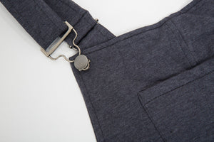 Women's Swoveralls - Dark Athletic Grey