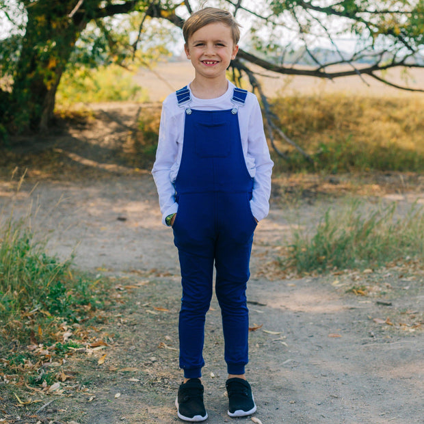 Kids Swoveralls - Navy Youth Swoveralls The Great Fantastic