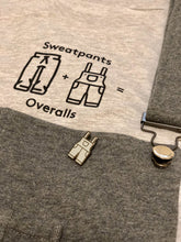 Swoveralls Pin by PINTRILL