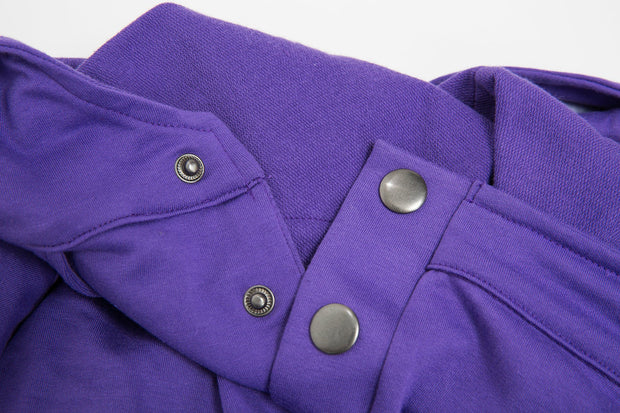 Men's Swoveralls - Imperial Purple