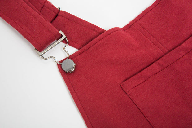 Women's Swoveralls - Partayy Red