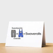 Swoveralls Gift Card Gift Card The Great Fantastic