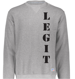 LEGIT Sweatshirt at Left Coast Lifestyle