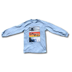 Cali Lifestyle - Long Sleeve Tee