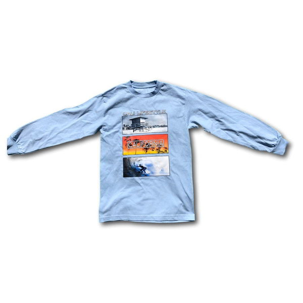 Cali Lifestyle Long Sleeve T-Shirt