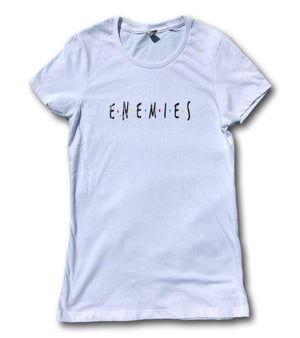 Enemies - Friends Logo Women's Short Sleeve T-Shirt