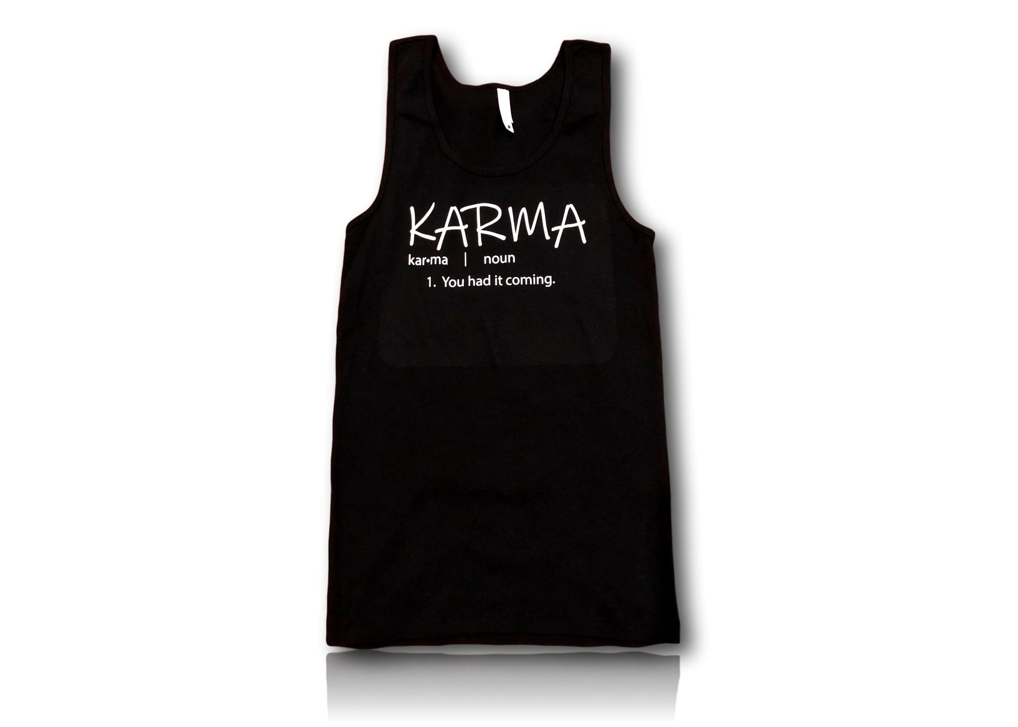 Womens Karma Tank Top