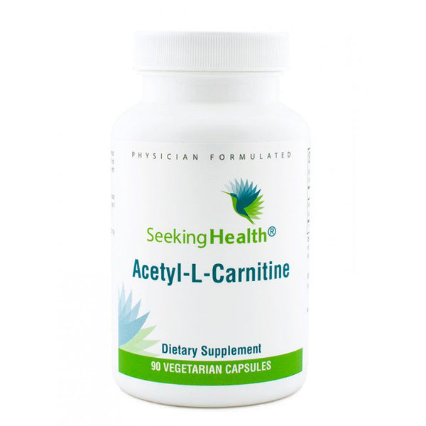 Acetyl-L-Carnitine Seeking Health